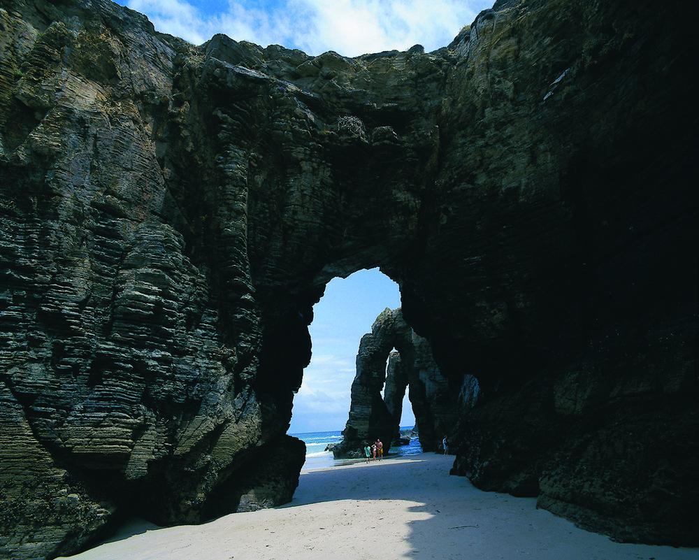 Playa As Catedrais (Ribadeo, Lugo)