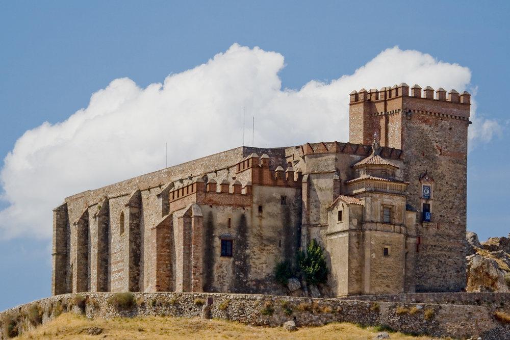 Aracena (Huelva) - Castillo Fortaleza