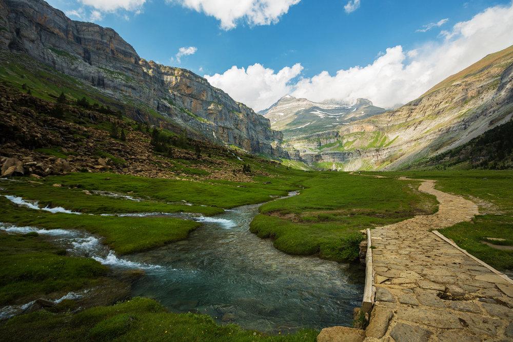 8 lugares del Pirineo Aragonés - Valle de Ordesa