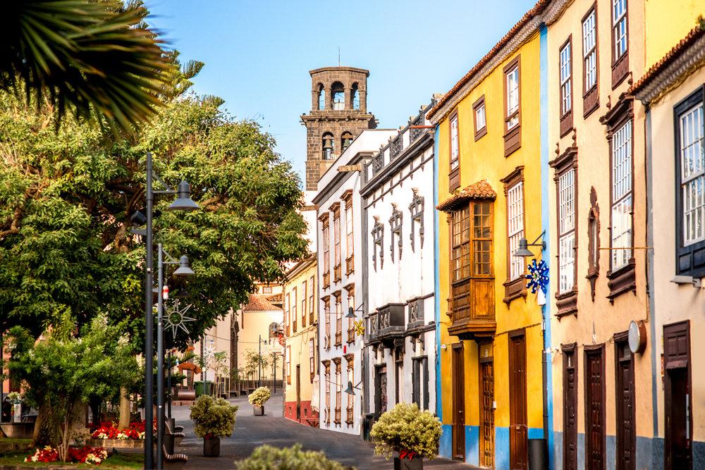 Qué ver en Tenerife - San Cristobal de la Laguna