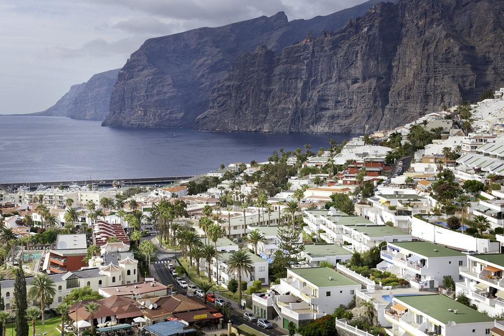 Qué ver en Tenerife - Acantilados de los Gigantes