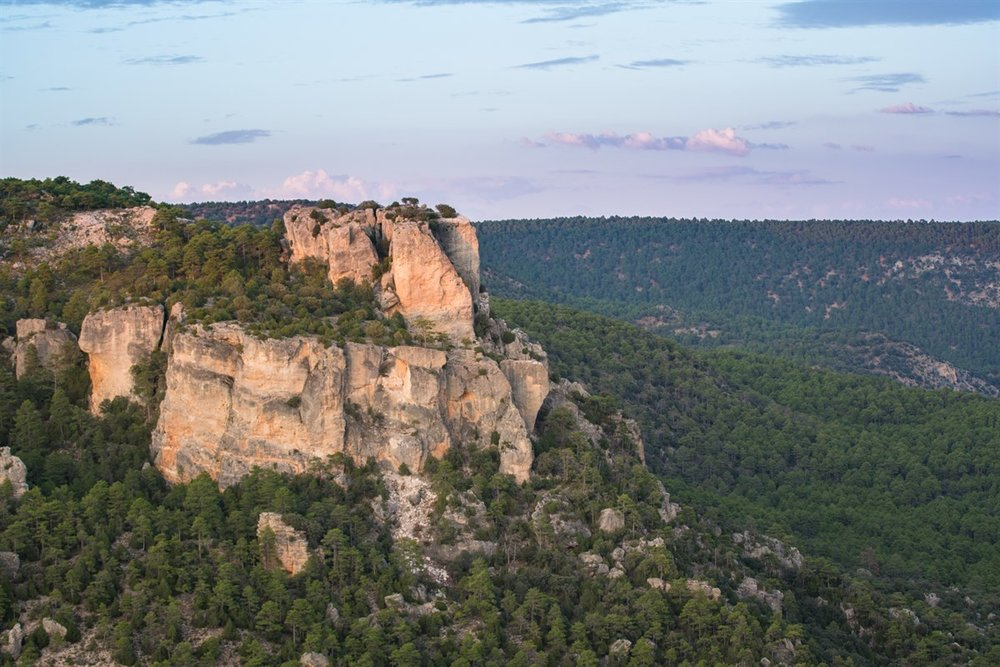 Qué ver en el Alto Tajo - Mirador del Tajo