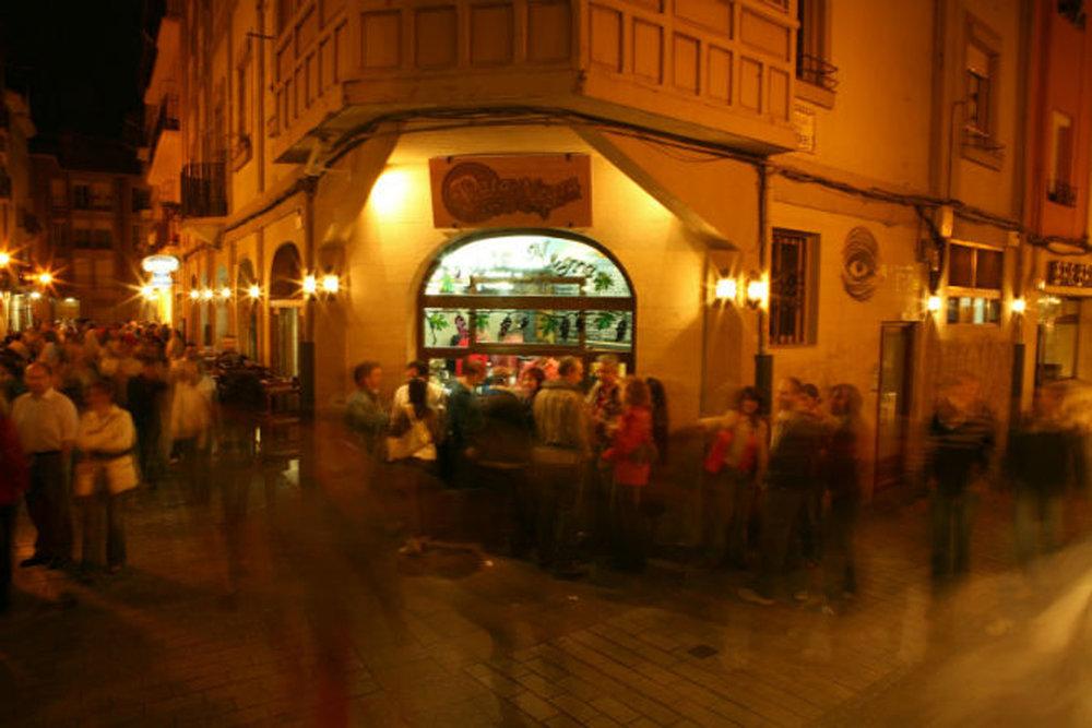 5 planes en La Rioja - Calle Laurel (Logroño)