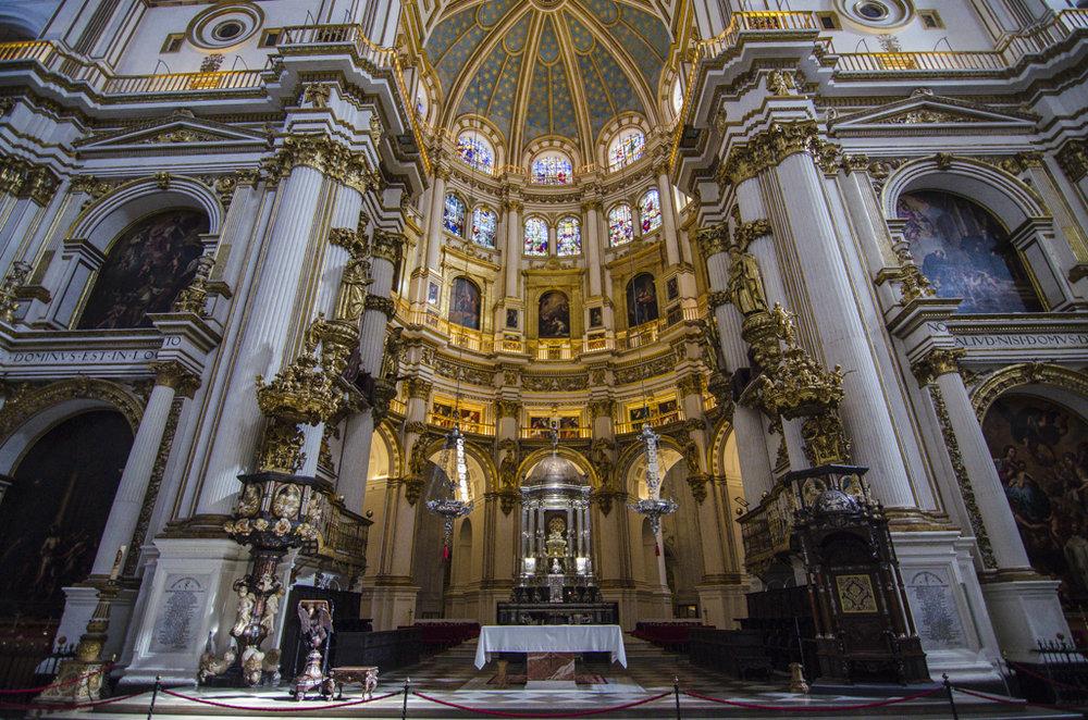 Qué ver en Granada - Catedral