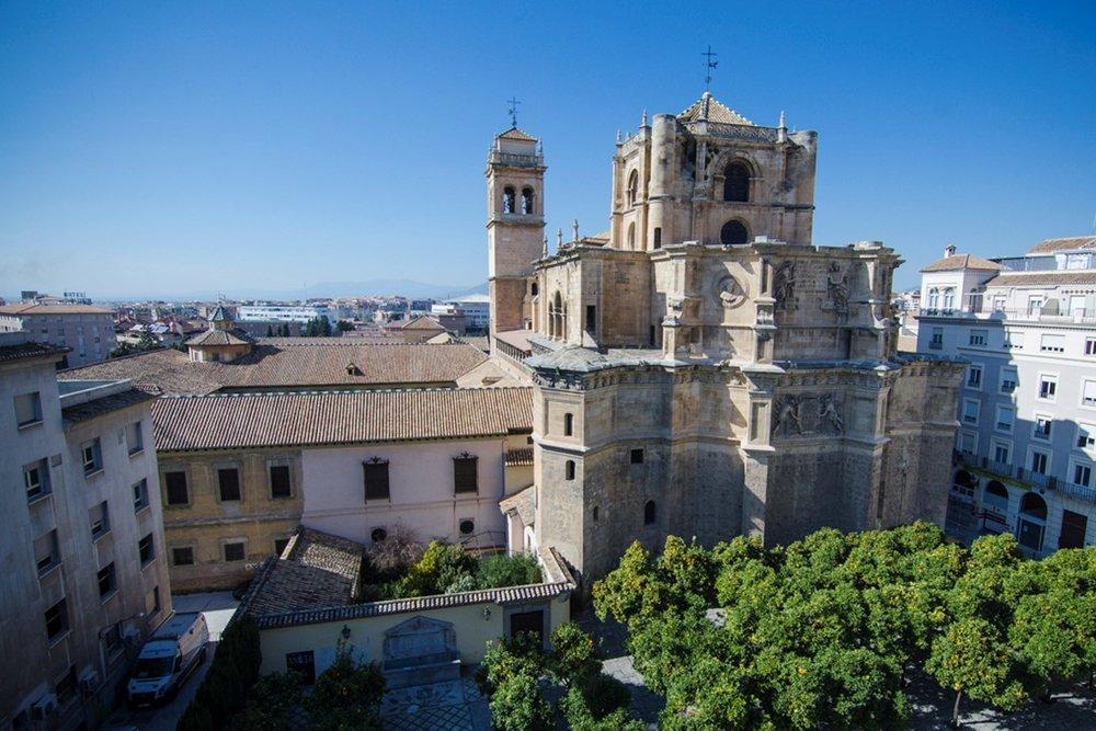 Qué ver en Granada - Monasterio de San Jerónimo
