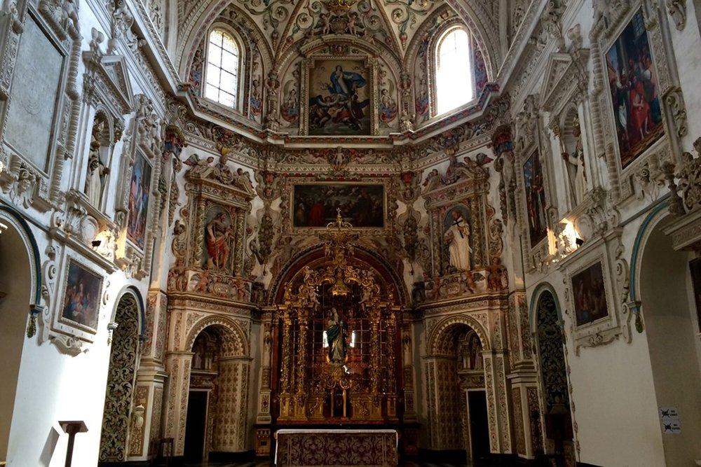 Qué ver en Granada - La Cartuja