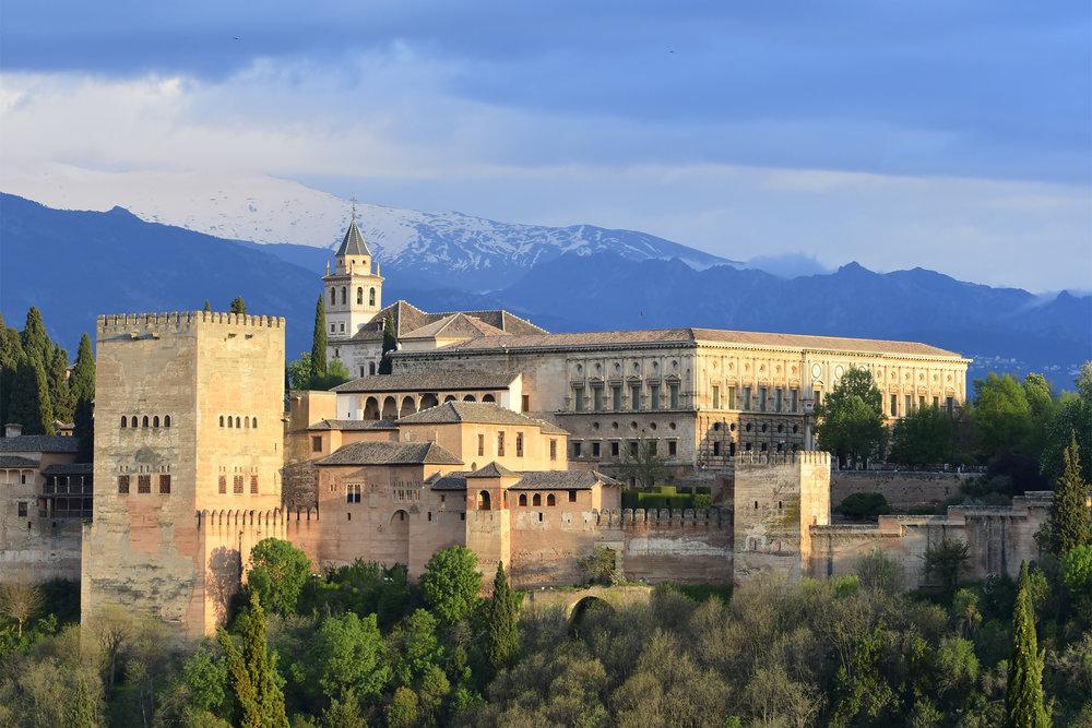 Qué ver en Granada - Mirador de San Nicolás