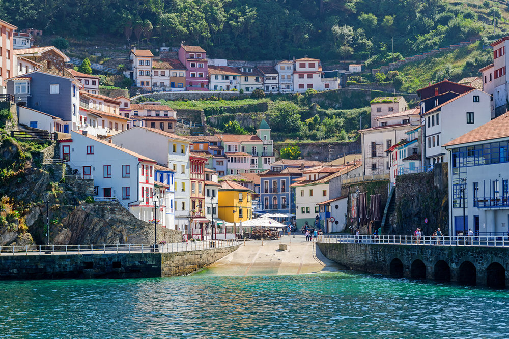 Cinco de los pueblos más bonitos de Asturias - Cudillero