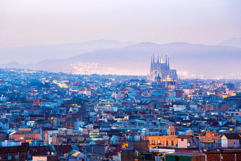 QUÉ HACER EN BARCELONA UN FIN DE SEMANA