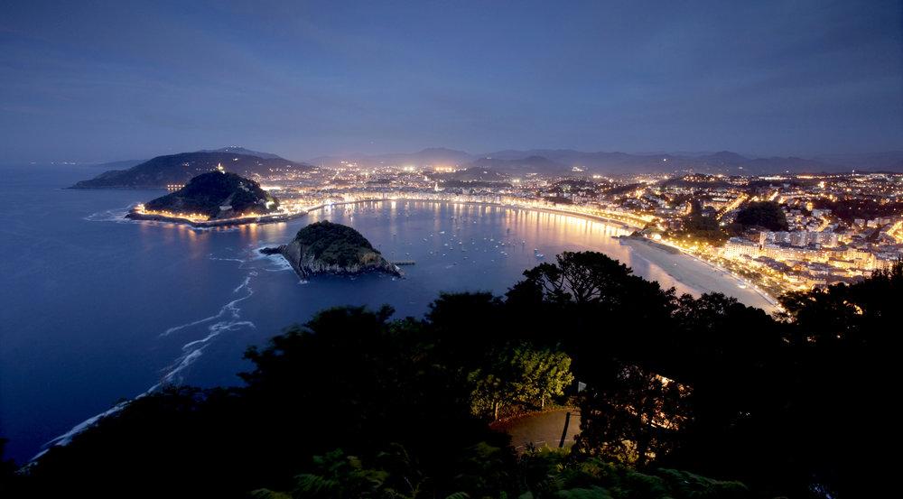 San Sebastián -