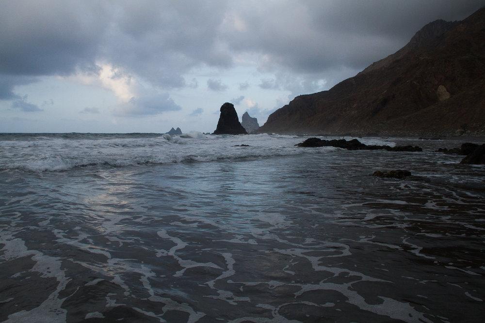 Playa de Benijo (Anaga)