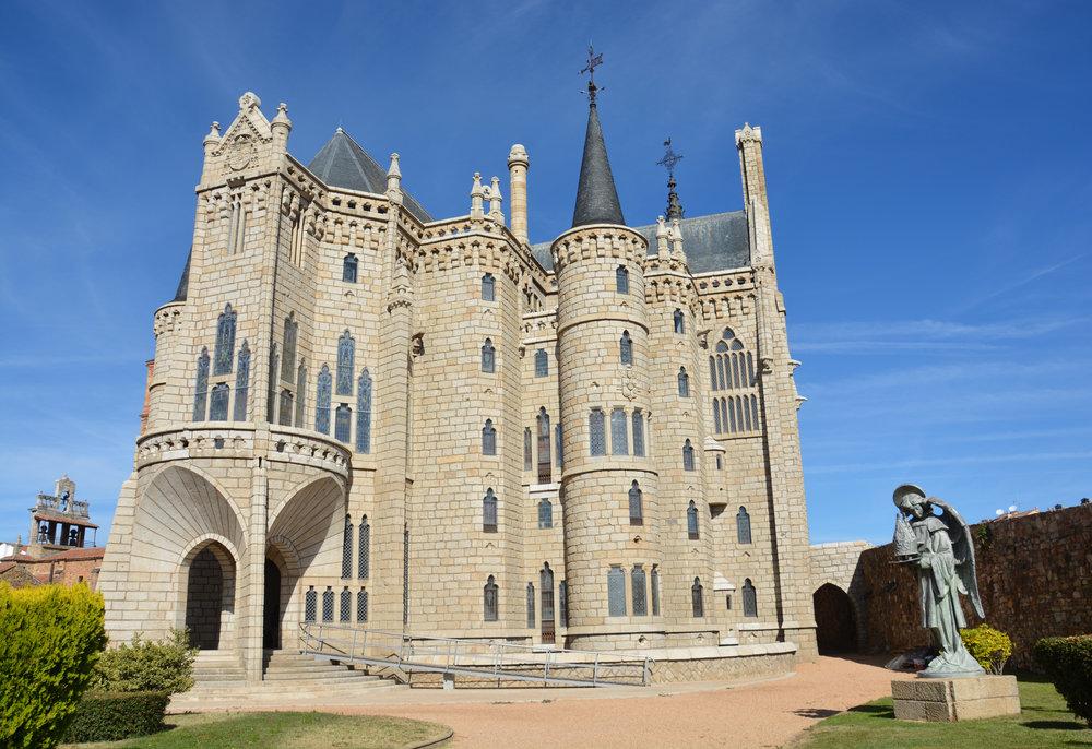 Qué ver en Astorga - Palacio Episcopal