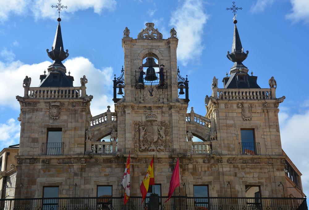 Qué ver en Astorga - Plaza de España