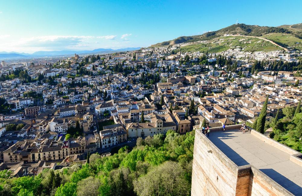 Los 13 sitios de España a los que hemos viajado en 2018 - Granada