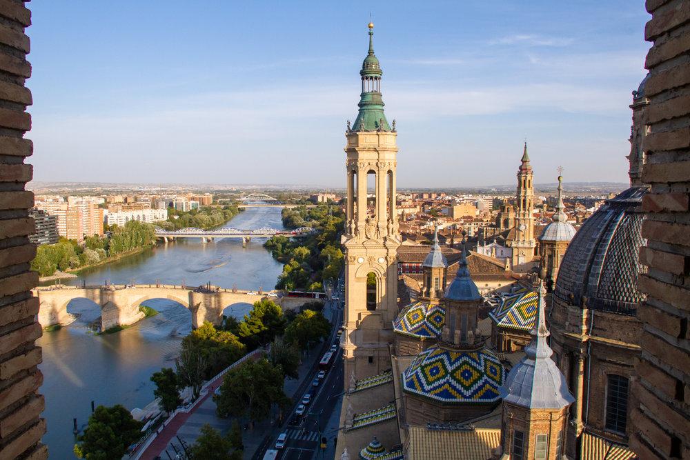Los 13 sitios de España a los que hemos viajado en 2018 - Zaragoza