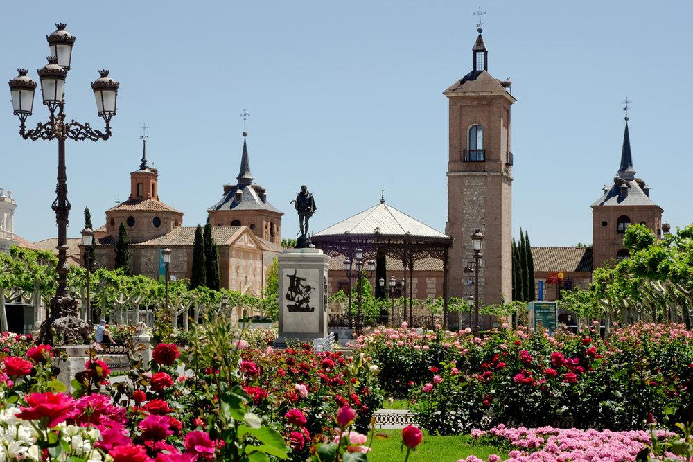 Las 15 ciudades Patrimonio de la Humanidad en España - Alcalá de Henares (Madrid)