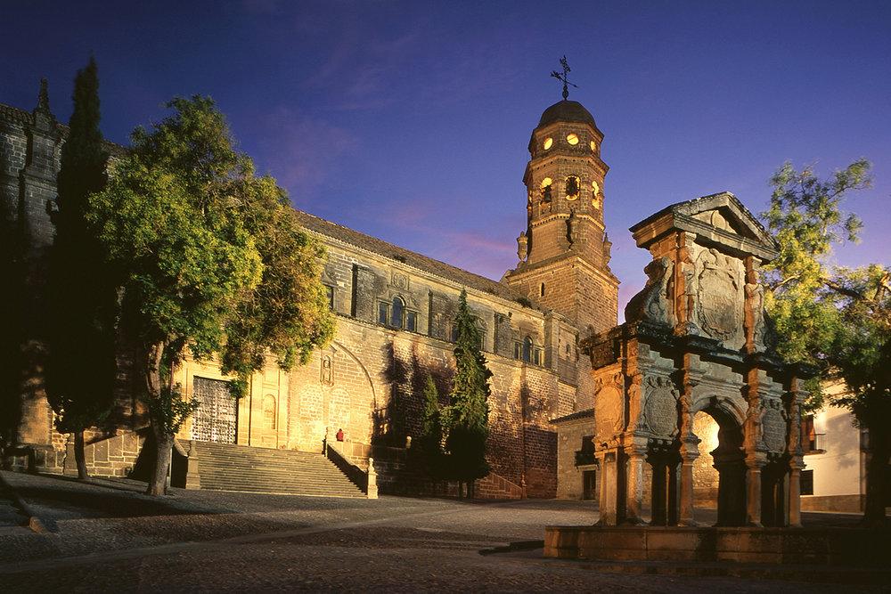Las 15 ciudades Patrimonio de la Humanidad en España - Baeza (Jaén)