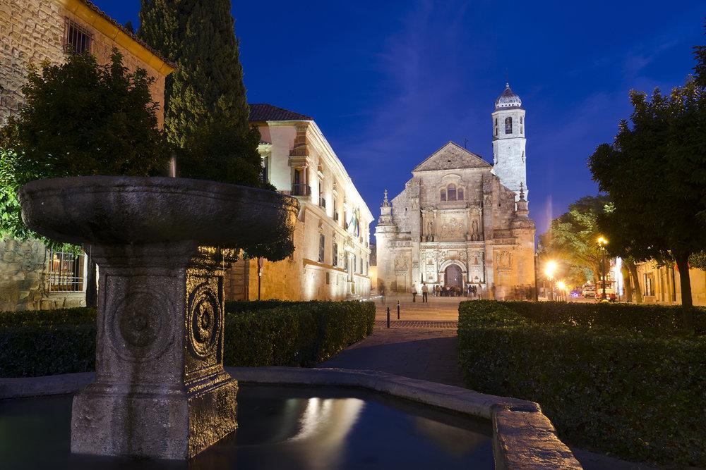 Las 15 ciudades Patrimonio de la Humanidad en España - Úbeda (Jaén)