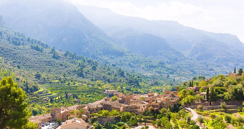 Los 100 pueblos más bonitos de España - Fornalutx (Islas Baleares) | Foto:  ABC-Mallorca