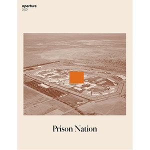 Cover of Prison Nation issue of Aperture magazine