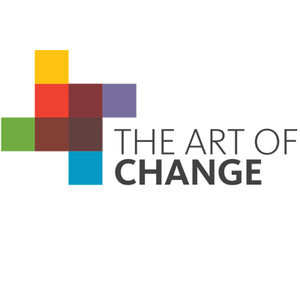Logo for the Art of Change initiative