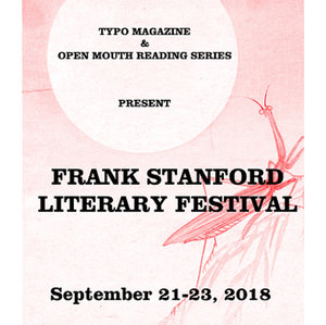 Promotional image for Frank Stanford Literary Festival