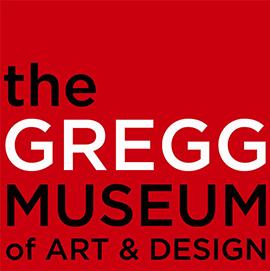 Gregg Museum of Art and Design logo