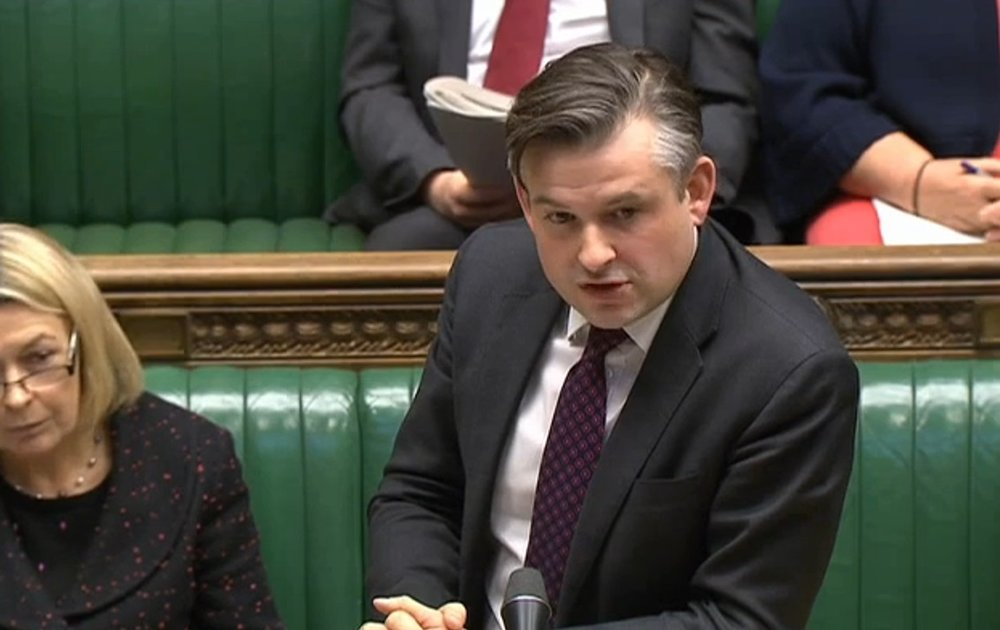 Jon Ashworth writes to Work and Pensions Secretary to demand changes are made to Universal Credit for people who are paid monthly - Wednesday July 4 2018