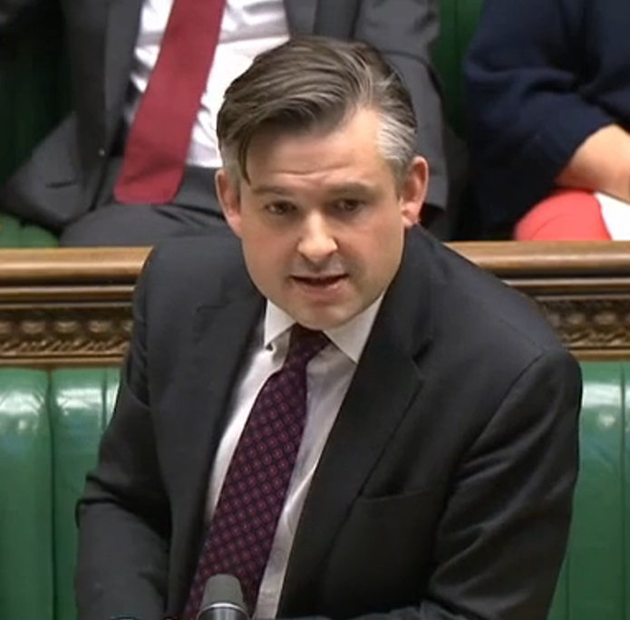 Jon Ashworth criticises the limited time people have to reclaim Universal Credit under the full online service and reminds his constituents to watch out for the Jobcentre letters - Thursday August 14 2018