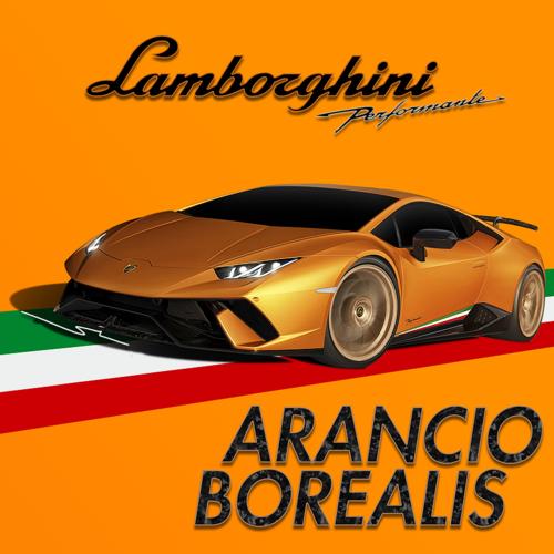 Splash Paints Lamborghini Arancio Borealis Sp 252 Premium Hobbies