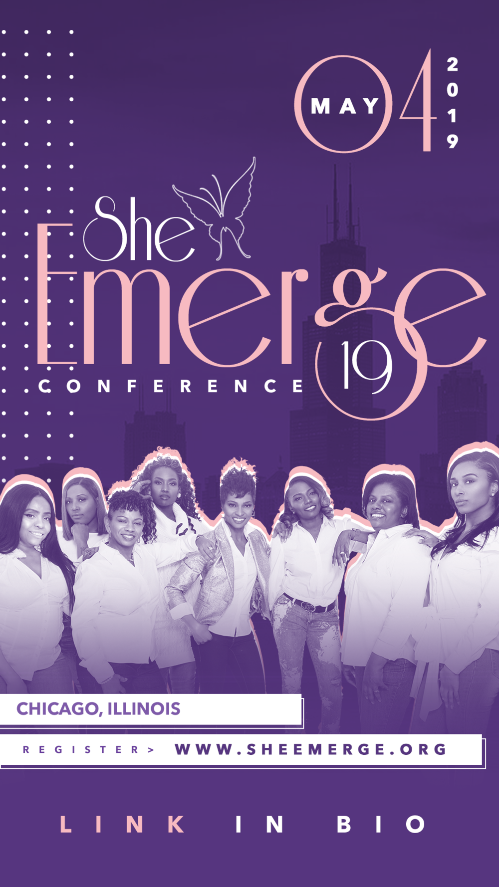It's Time To Emerge! - The 2019 Emerge Conference is coming up very soon. Register today to secure your spot at our annual conference!