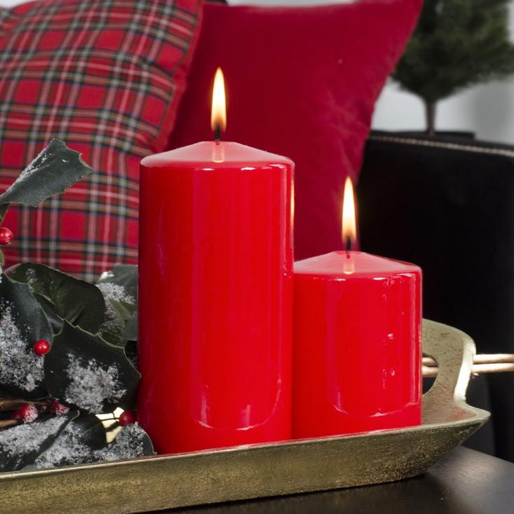 Yummi Candles / Wholesale Pillar Candles