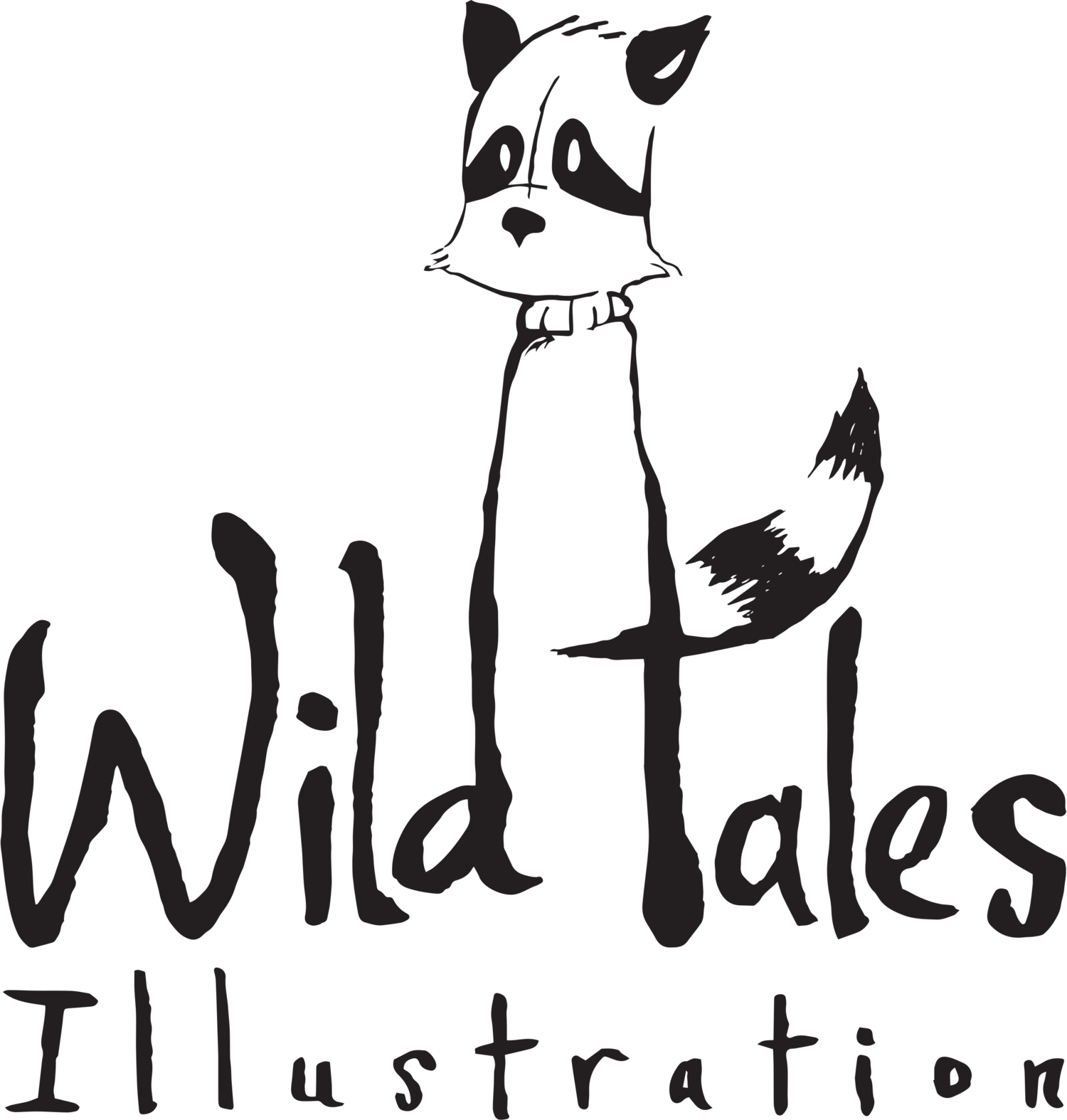 007 Movie Poster Wild Tales Illustration