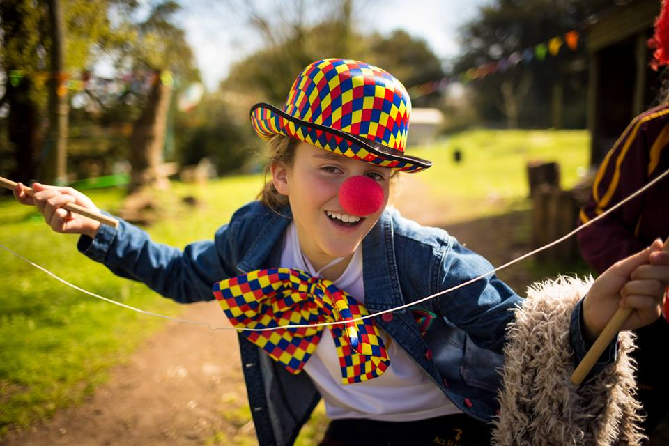 KIDS PARTIES - GARDEN PARTIES ∙ BIRTHDAY PARTIES ∙ CIRCUS WORKSHOPS
