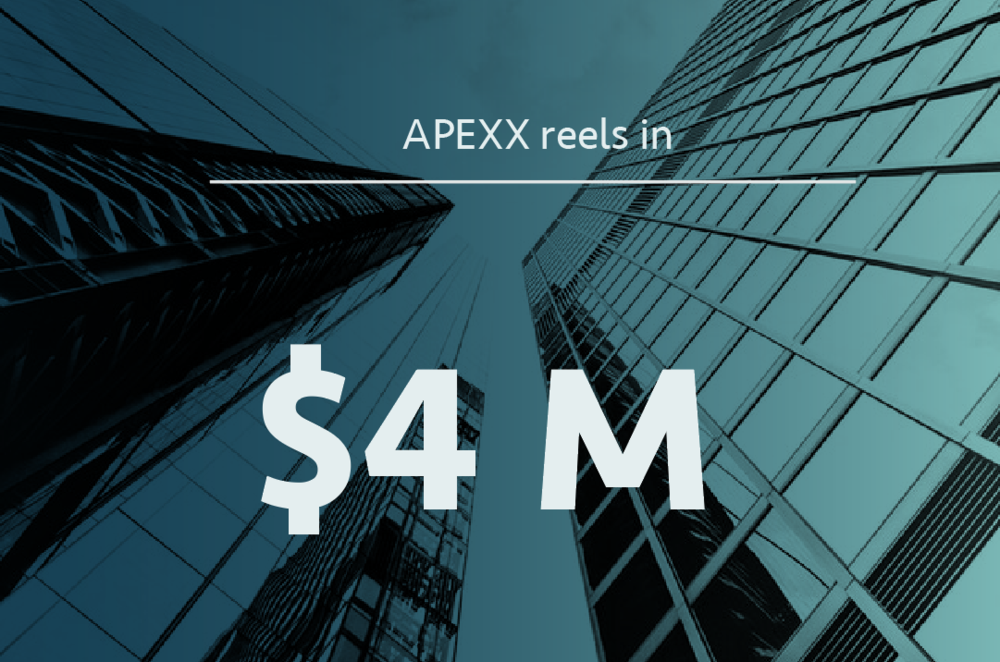 APEXX, the first single marketplace for global payments, today announces it has closed an initial seed funding round and been awarded a grant by Innovate UK, activity totalling $4M (£3.2M). - - Global Banking & Finance Review