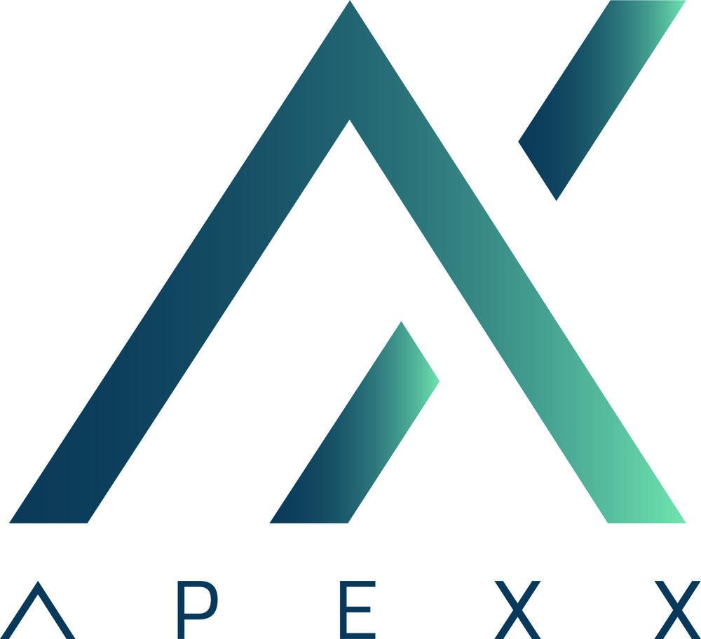 Apexx Logo/Dark