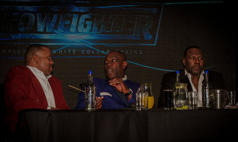 A Night Of Champions With Frank Bruno, Tony Tucker & Tim Witherspp -