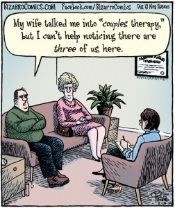 """Couples Therapy"" by Dan Piraro"