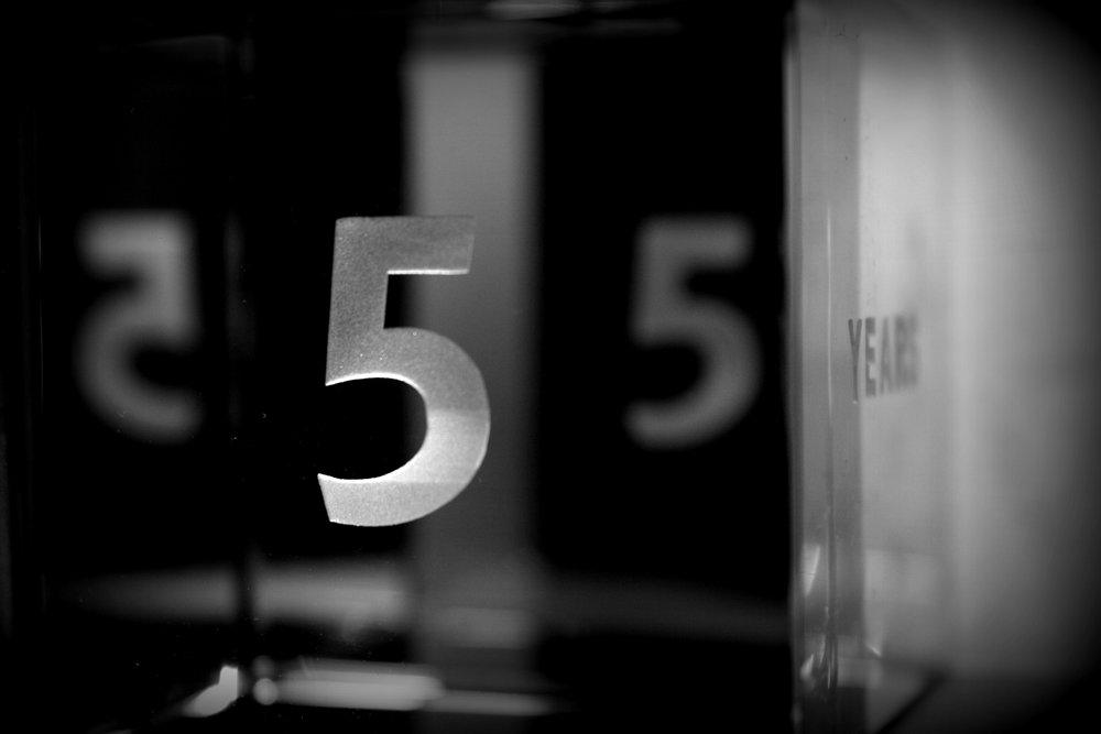Five Years by Michael Ruiz