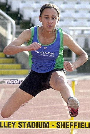 Jessica ran for City of Sheffield Athletics Club throughout her whole career