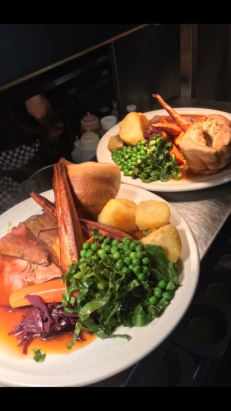 Our sunday lunches are better than ever!