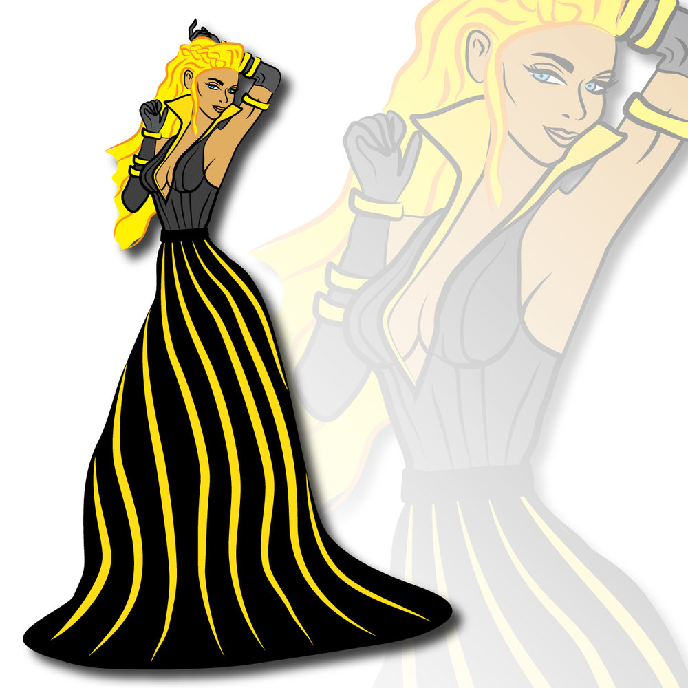 Lady Oriana