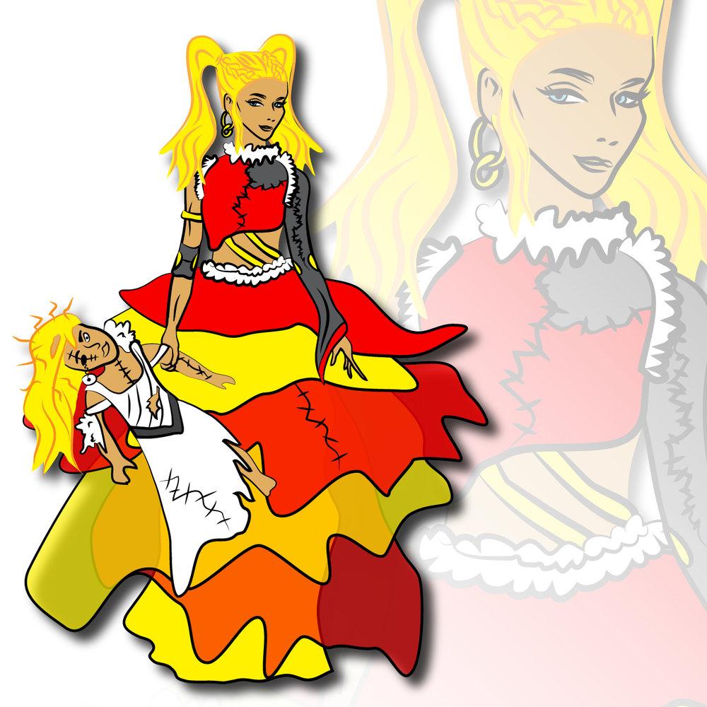 Lady Nesta