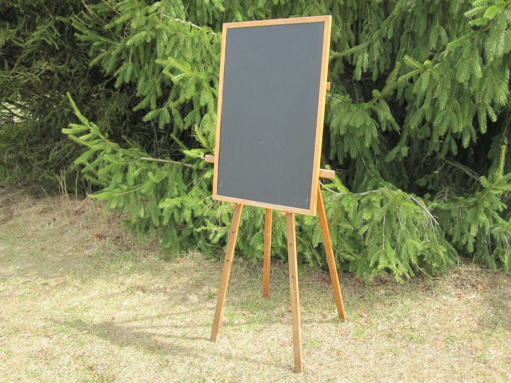 Schoolhouse Style Chalkboard - DescriptionQuantity ~ 1Price ~ $15