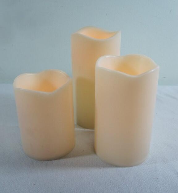 LED Candles - DescriptionQuantityPrice