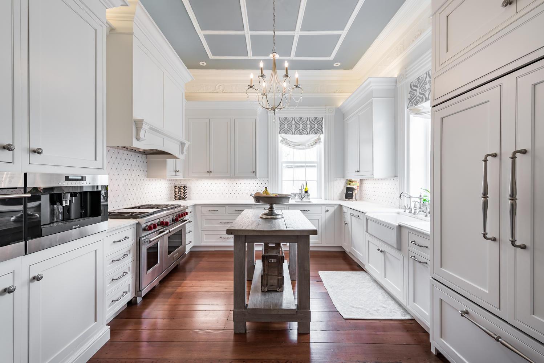 Kitchen — 36 Society St.