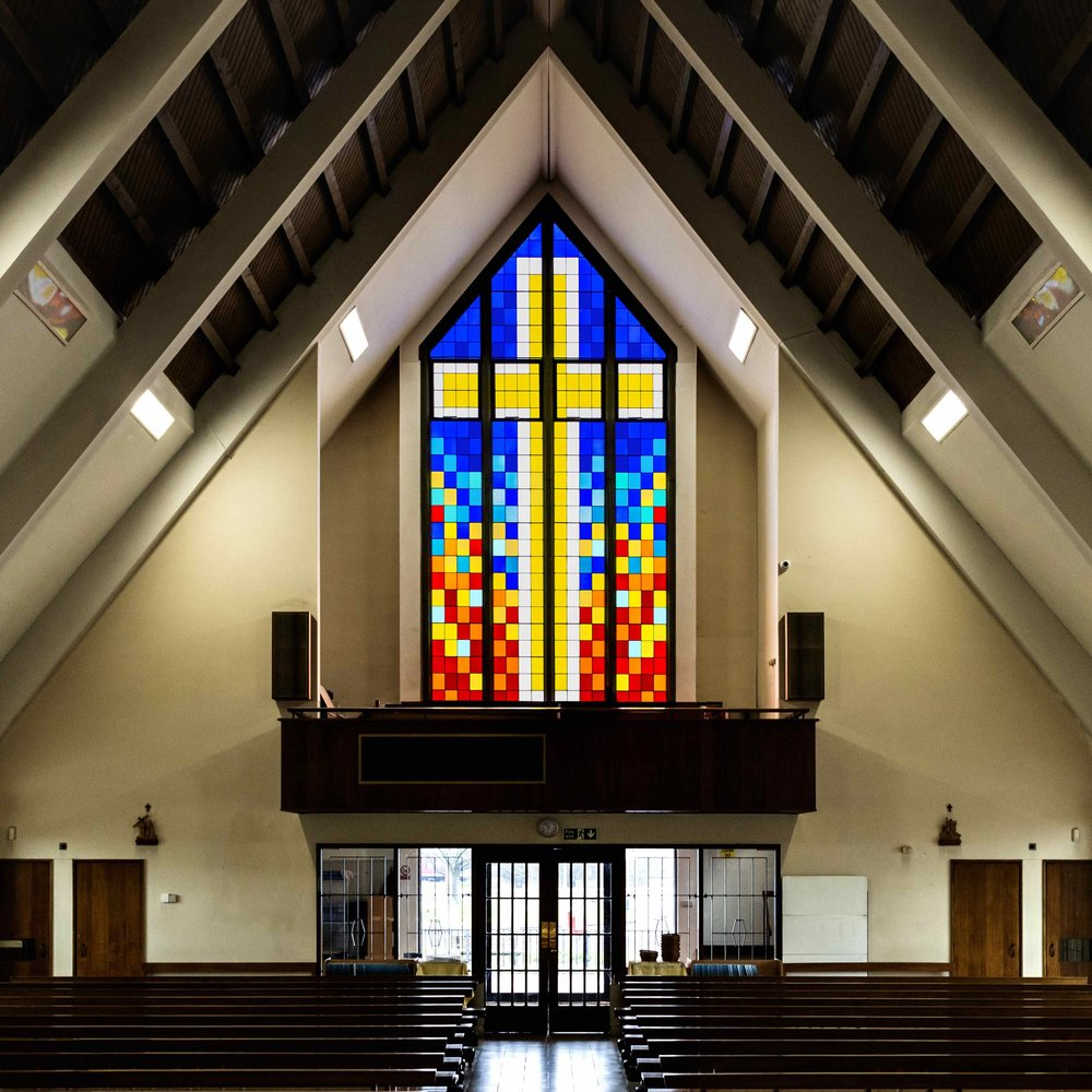 New Church Windows