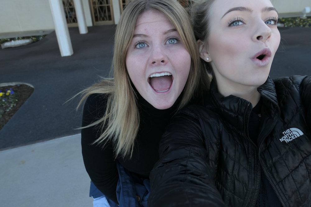 2.Sisar Hansen And I