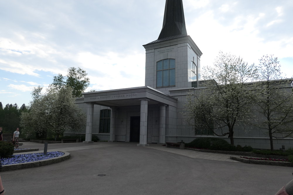 finland temple