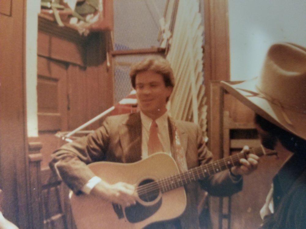 Robert Earl Keen, Jr. - First Dallas Appearance @ Texas Music Celebration, 1985